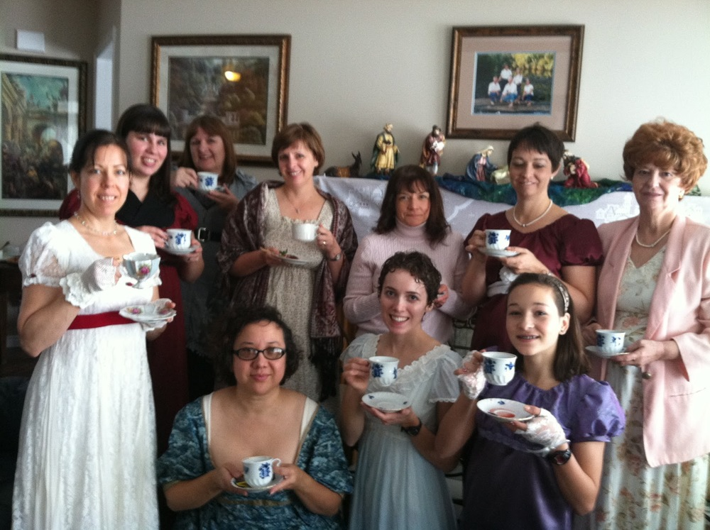 The Jane Austen Society of North America's 2012 toast to the author on her birthday (via    Pollyanna Reinvents   )