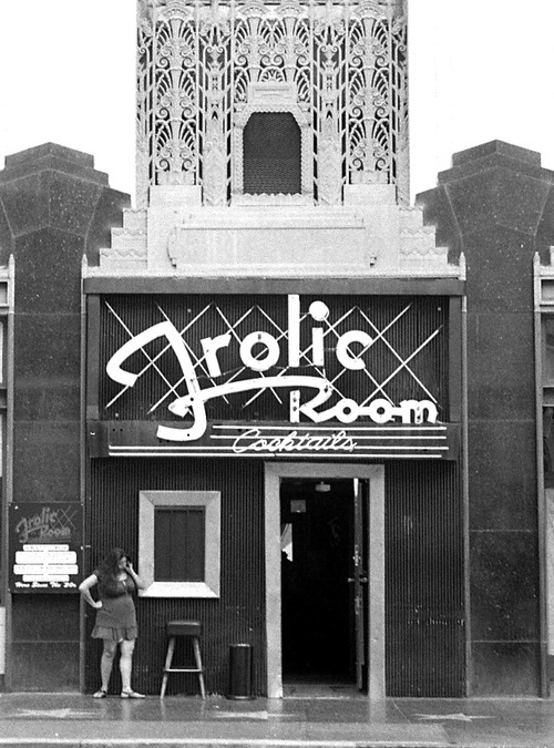 Frolic Room (via    Legman LA   )