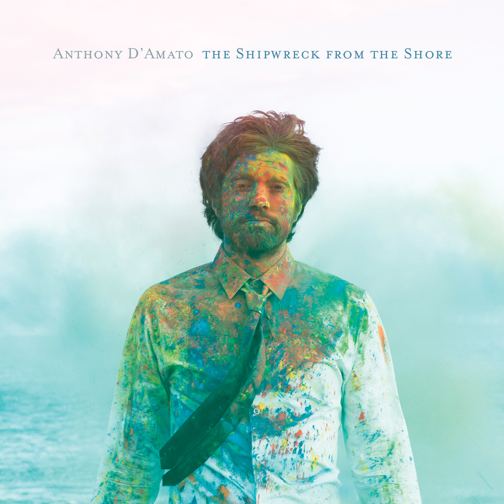The Shipwreck from the Shore   by Anthony D'Amato (via    Shore Fire Media   )