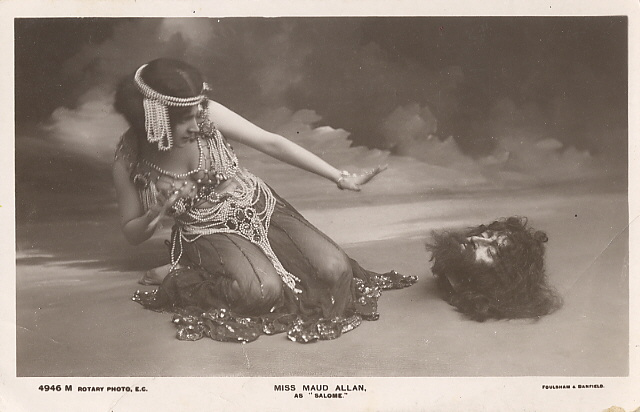An early adaptation of Salome (via Wikipedia)