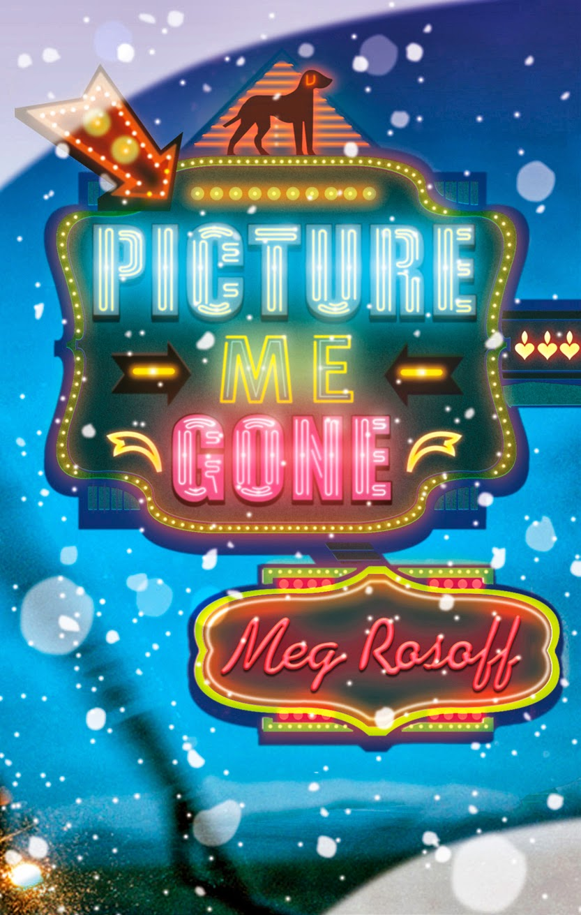 Picture Me Gone   by Meg Rosoff (via    The Mile Long Bookshelf   )