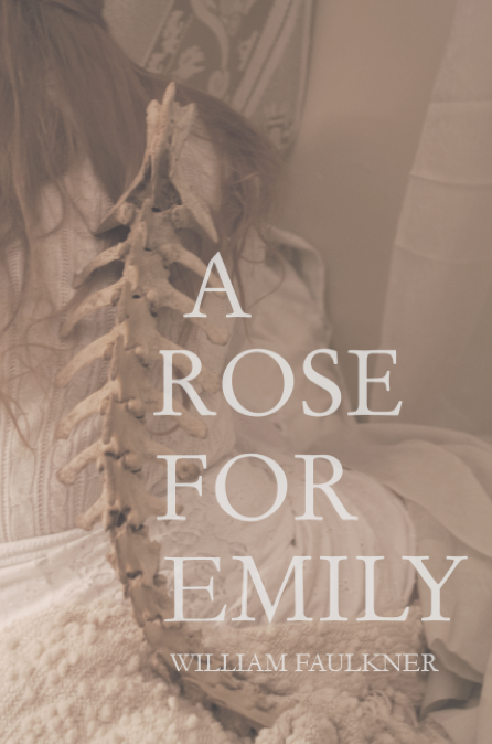 a rose for emily author