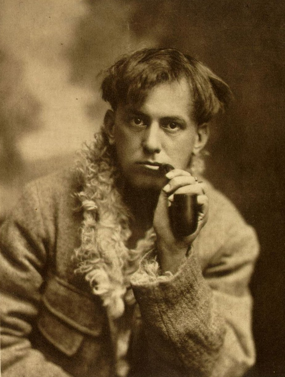 the childhood years and influences of edward alexander crowley This biography of aleister crowley provides detailed information about  he was  born as edward alexander crowley to edward crowley and.
