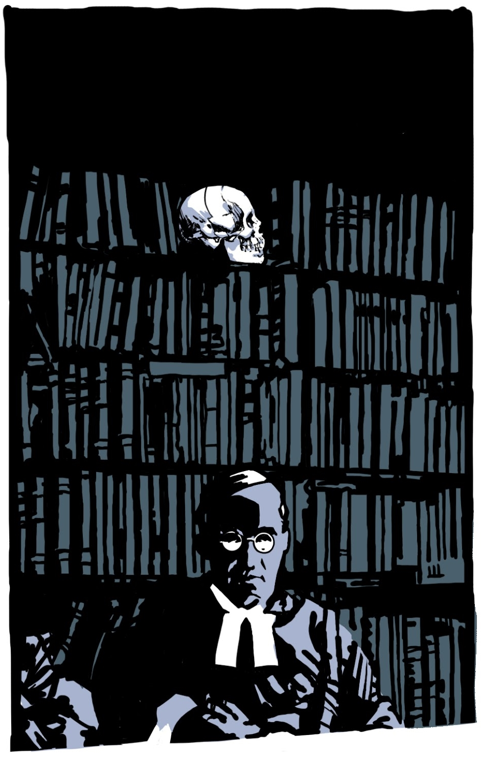 M.R. James (via    Alisdair Wood   )