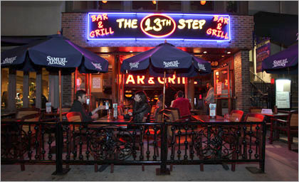The 13th Step (via    NYC Best Bars   )