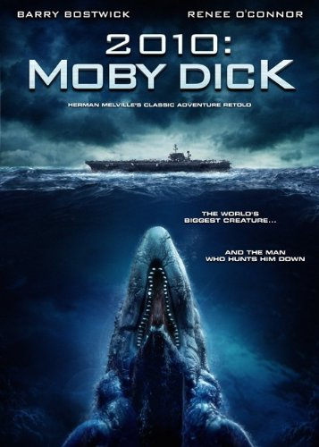 2010: Moby Dick film poster (via I Spit on Your Taste)