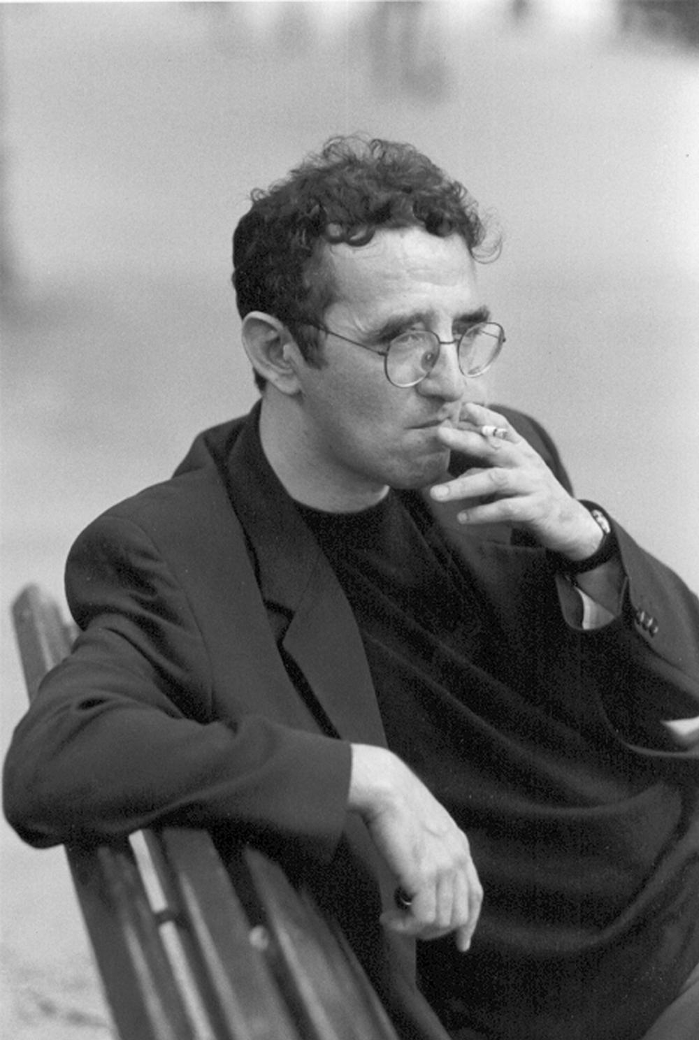 Roberto Bolaño (via Picador)