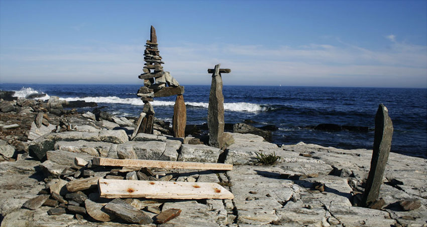 Sculpture Beach
