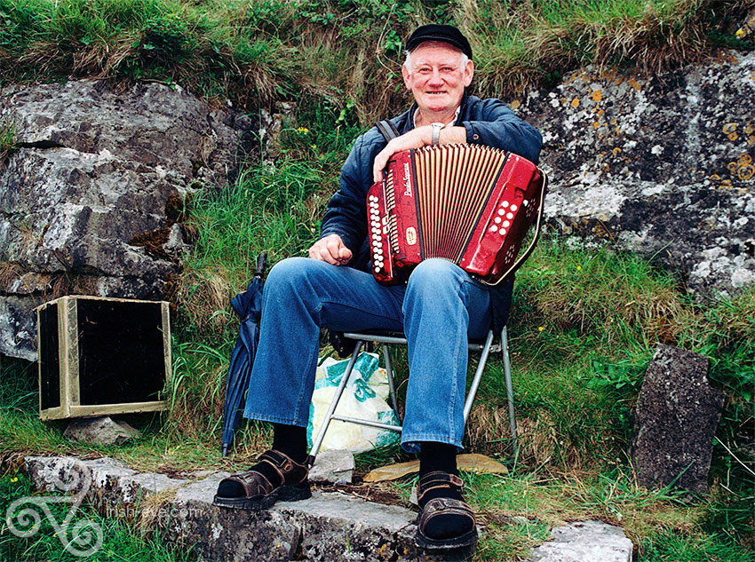 Paddy Quinn of Inis Mor