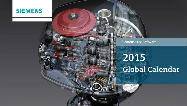 FREE Siemens 2015 Desktop Cale...