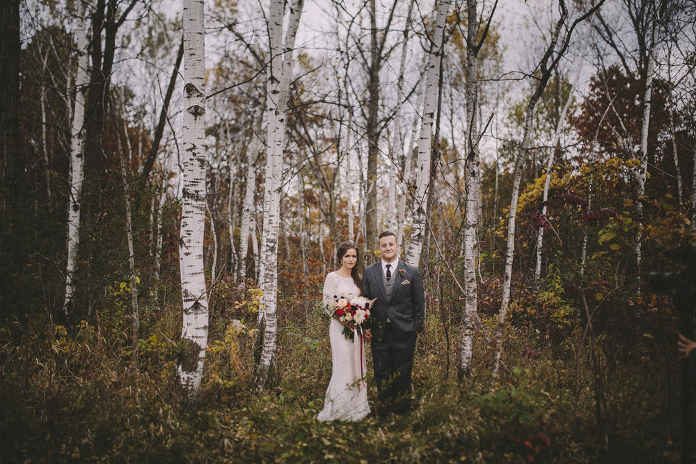 Brandon werth minnesota wedding photographer camp butwin