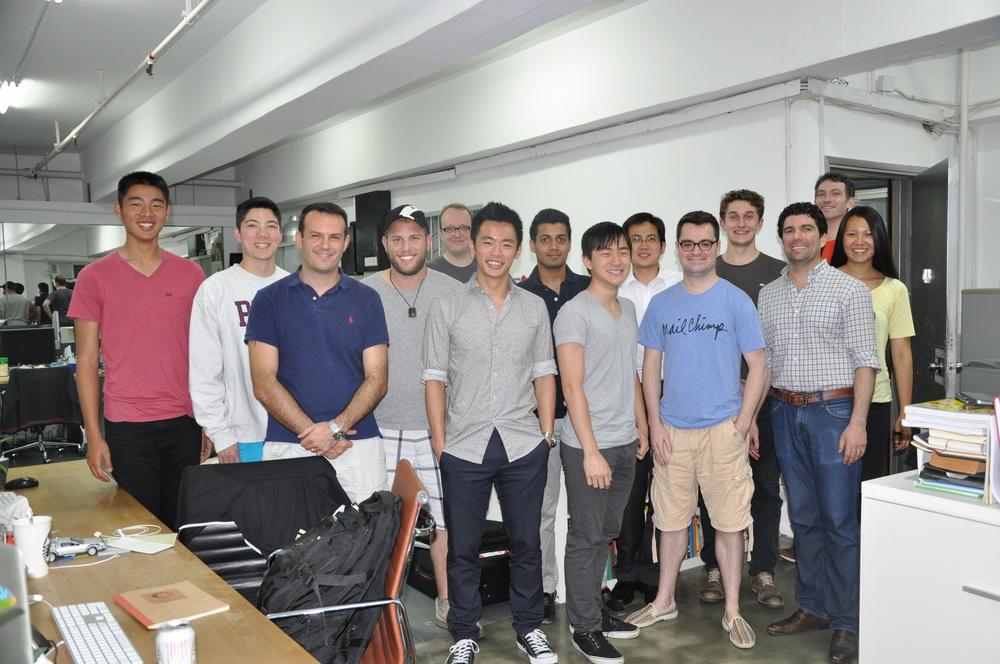 Startup Hong Kong