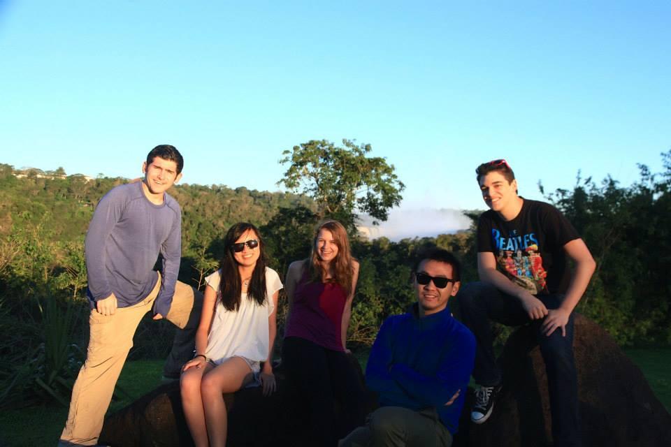 Copy of Iguazu Falls Hiking
