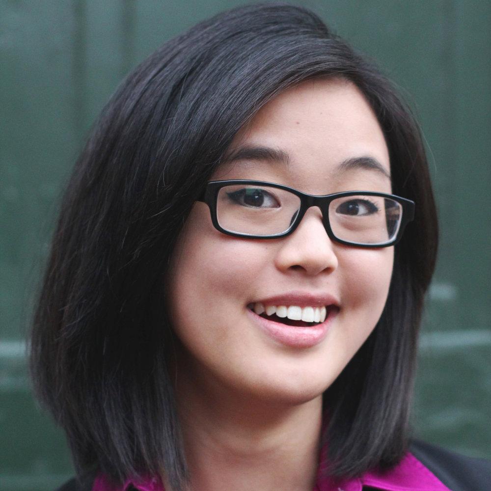 Stephanie Nam,<br>UPenn (Wharton)