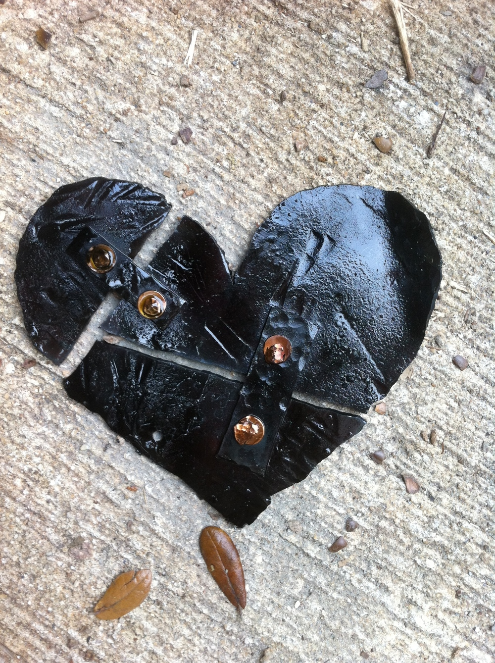 Broken Forged Heart