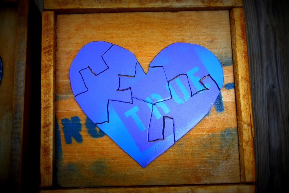 Puzzle Heart