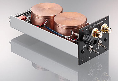 IN 6 Step Up Transformer 1/15 or 1/30 switchable