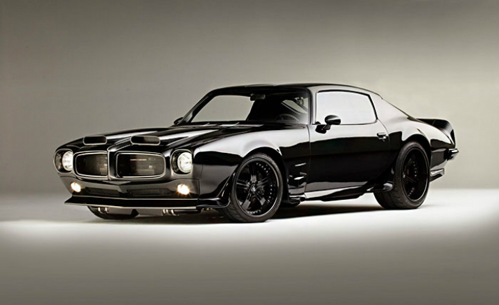 THIS FIREBIRD IS NOT MADE BY DR. FEICKERT, BUT IT'S VERY COOL!!