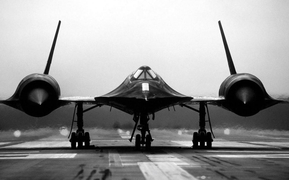 A COOL PIC OF A BLACKBIRD, NOT DESIGNED AND BUILT BY DR. FEICKERT