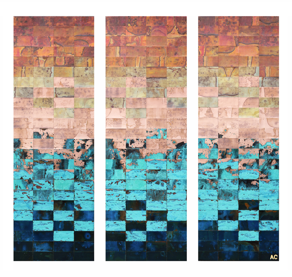 Living, breathing landscapes (series)