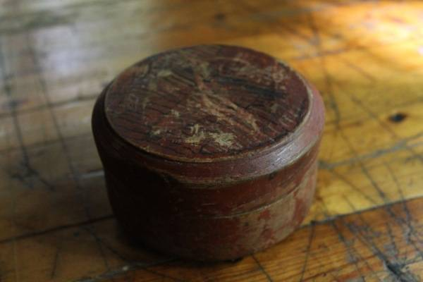 Boxes like this were made in the 1750's by the 10's of thousands.