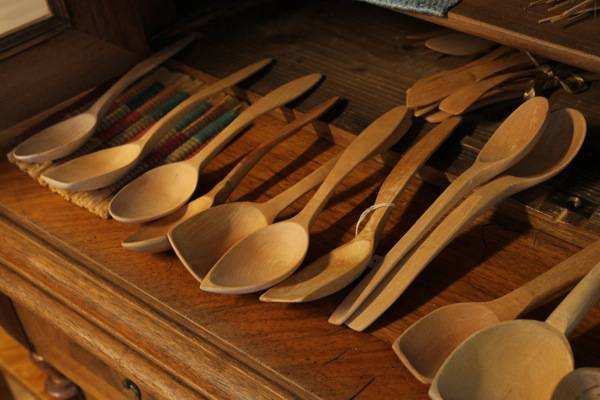 production spoons for the area of Borås
