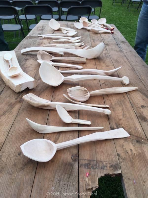 Beth Moen's spoons