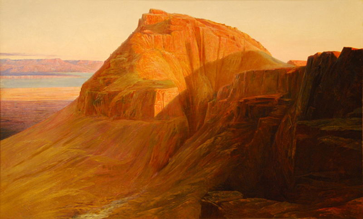Masada1858, Edward Lear