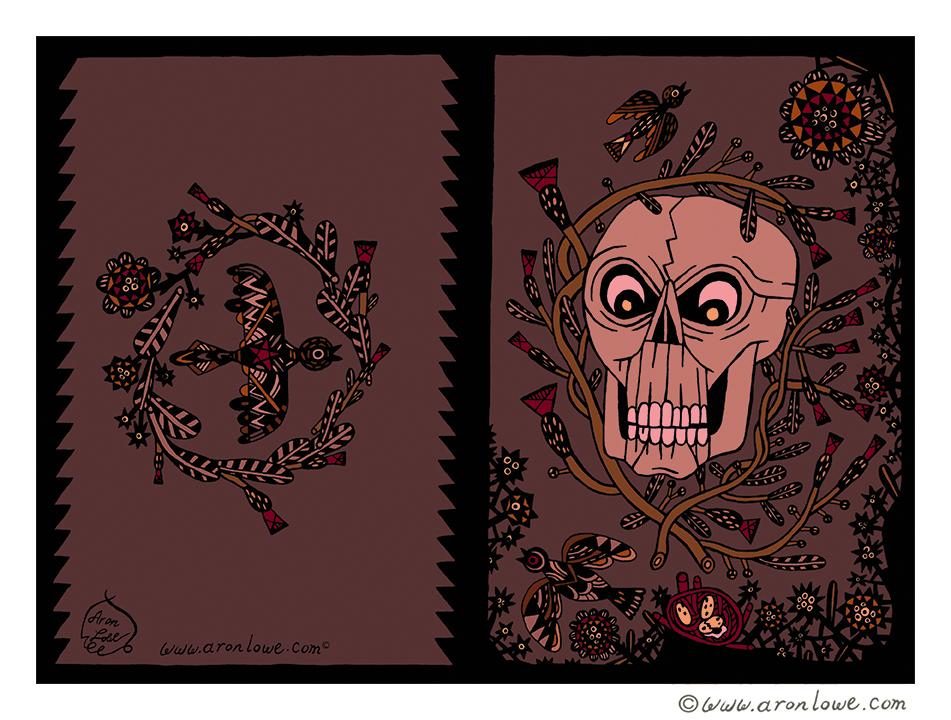 Birth/Death Journal Design
