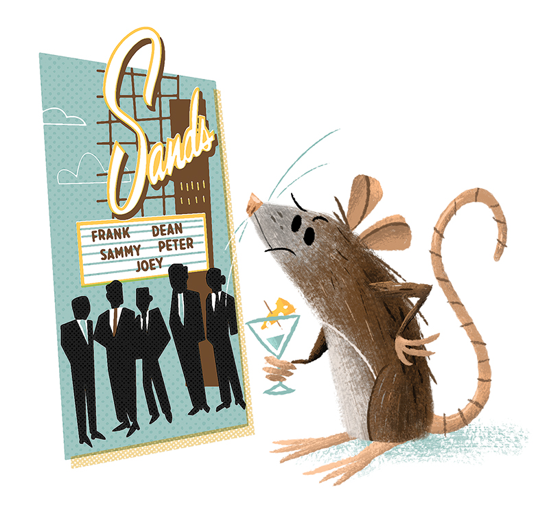 """Why are they called """"Rat Pack""""?"""