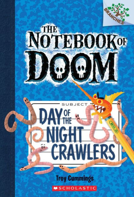 BOOK 2: Day of the Night Crawlers