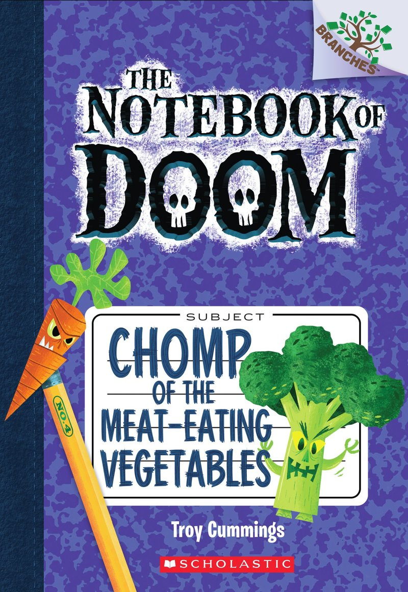 BOOK 4: Chomp of the Meat-Eating Vegetables