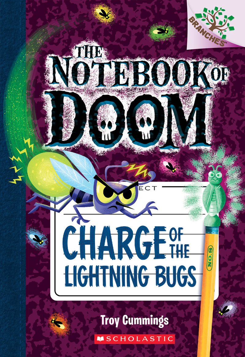 BOOK 8: Charge of the Lightning Bugs