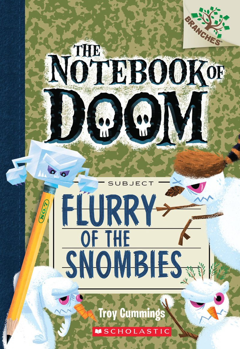 Book 7: Flurry of the Snombies