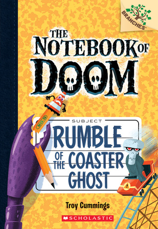 Book 9: Rumble of the Coaster Ghost