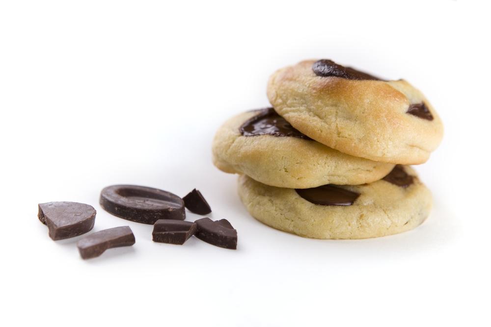 Cookie frais au Chocolat Noir