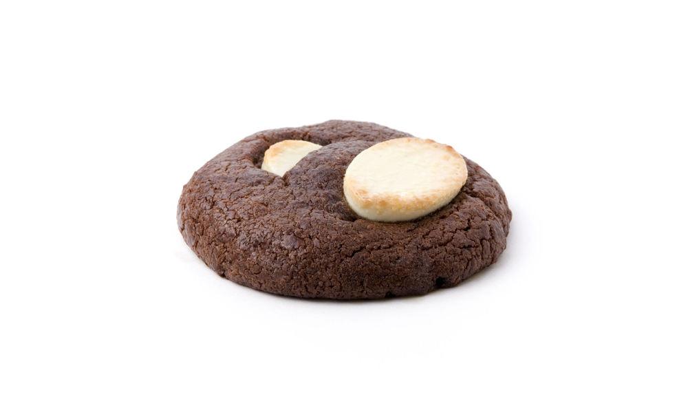 Cookie Tout-Choco Noir & Blanc