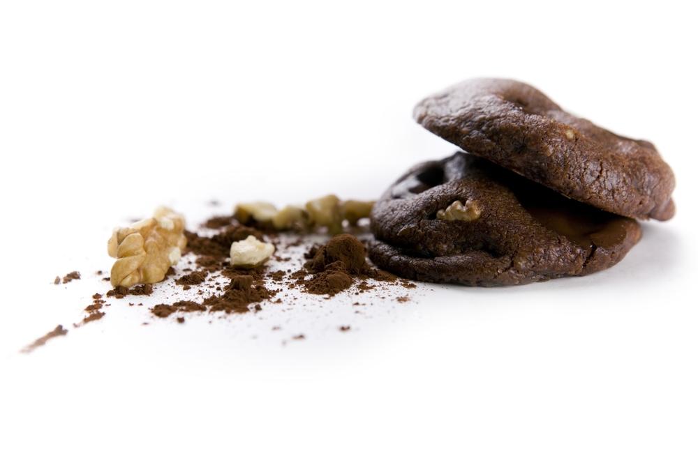 Cookie frais Tout-Choco et Noix
