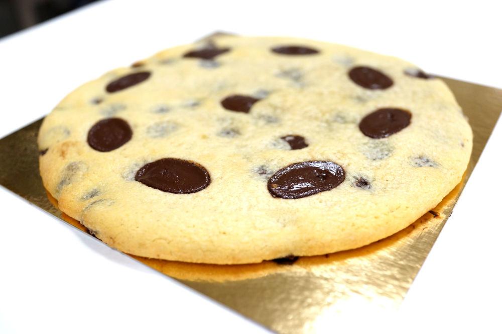 Cookie géant au Chocolat Noir - 8 personnes