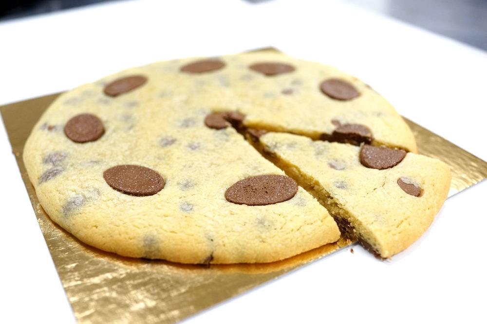 Cookie géant Chocolat au Lait - 8 personnes