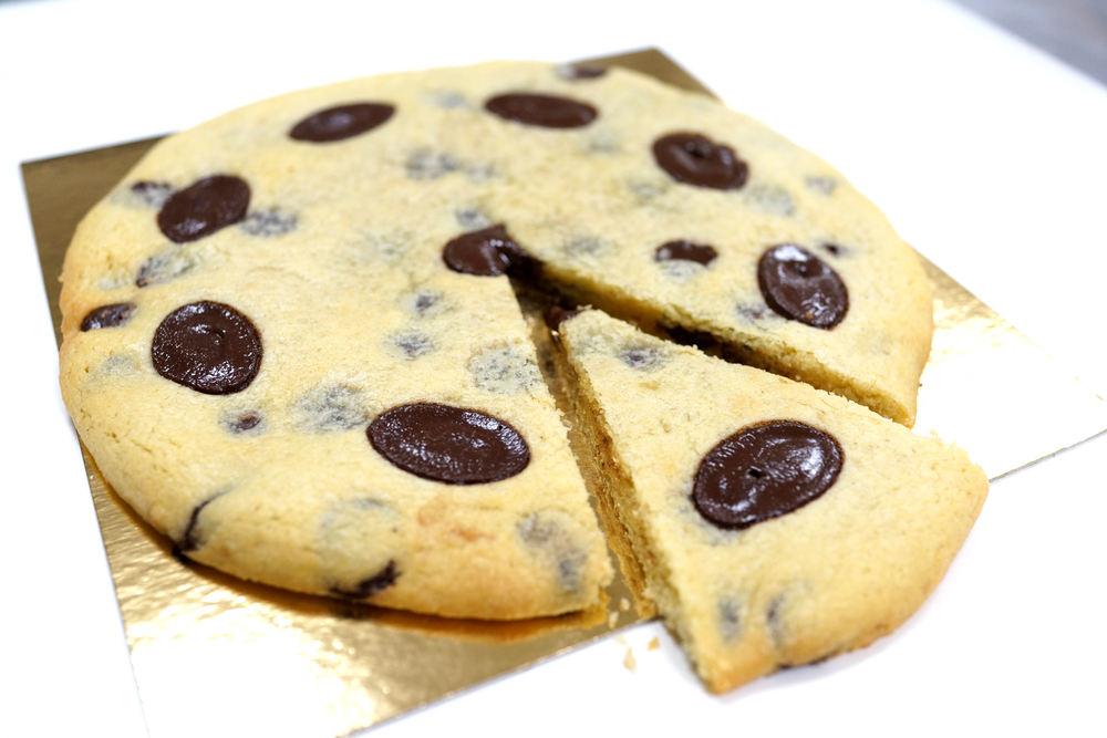 Cookiegéant au Chocolat NoirValrhona pour 8/10 personnes