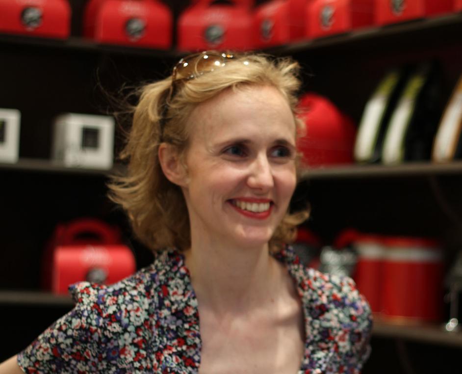 Ann, fondatrice d'Ann's Cookies et créatrice des recettes