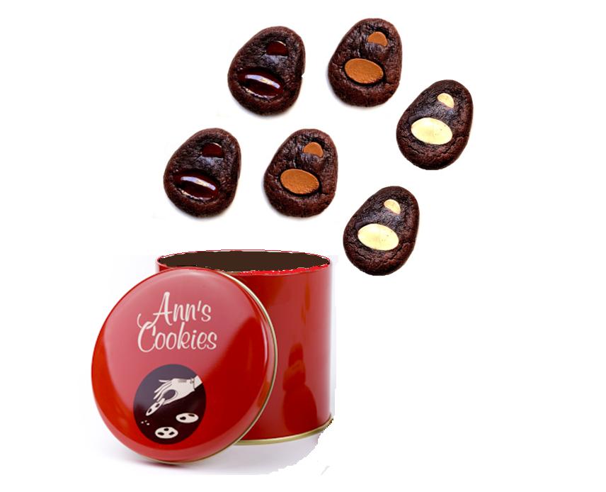 Oeufs de Pâques par Ann's Cookies