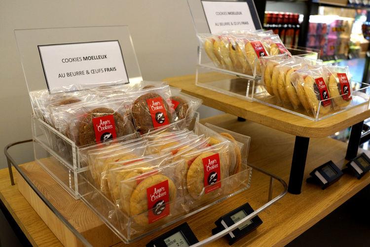 Cookies & brownies à La Grande Epicerie de Paris