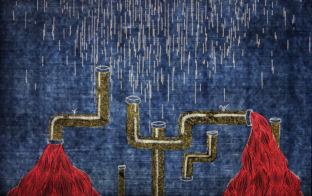 The Rain Came