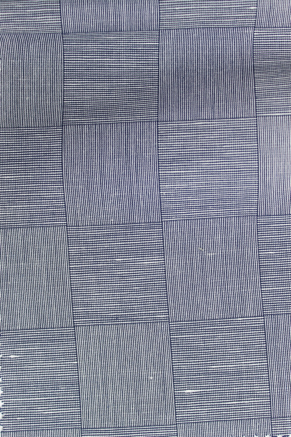L128 Grey Checkerboard Cotton Twill.JPG