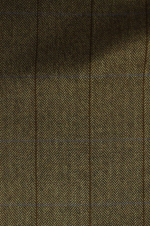 7575 Brown Stripe Herringbone Tweed 320g.JPG
