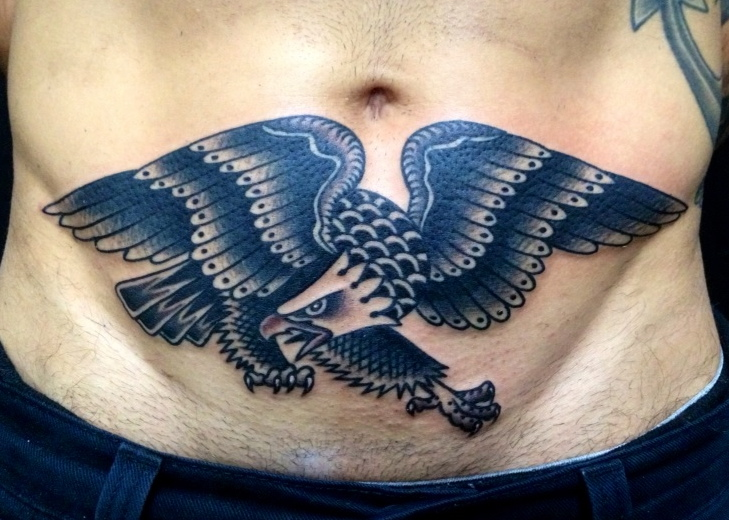 eagle by Virginia Elwood