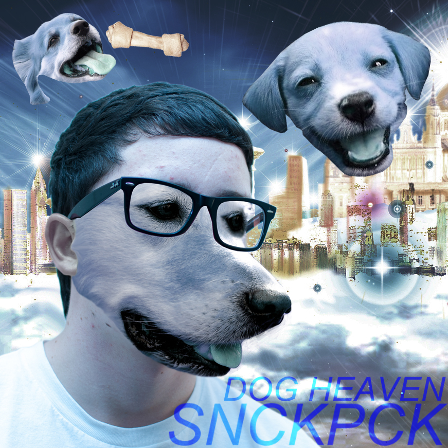 SNCKPCK - DOG HEAVEN - cover.png