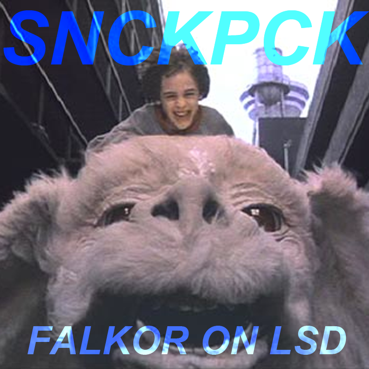 SNCKPCK - FALKOR ON LSD - cover.png